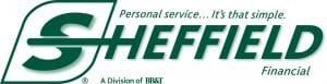 Sheffield Financial - Personal service...it's that simple.